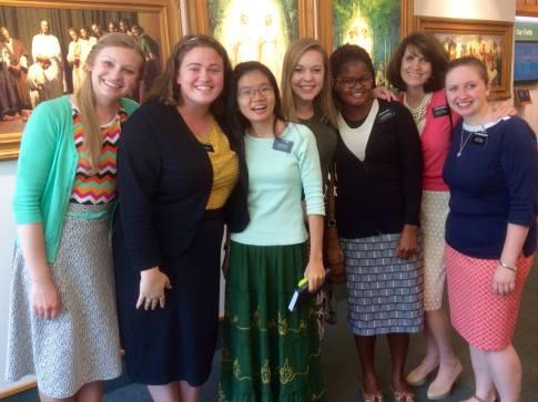 We love Sister Stevens! :) 